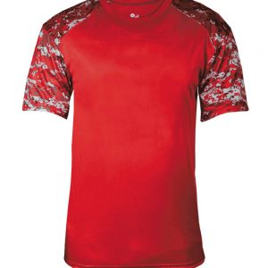 4526 – Digital Fitted Sport Tee