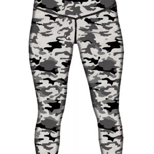 4624 – Camo Ladies Tight