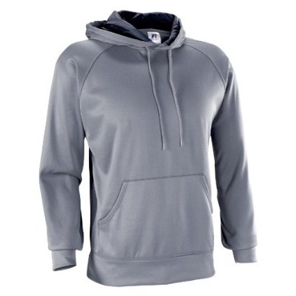 Russell Athletic Men's Technical Performance Fleece Pullover Hoodie