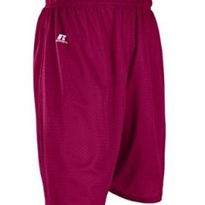 Russell Athletic Men's 9″ Polyester Tricot Mesh Short